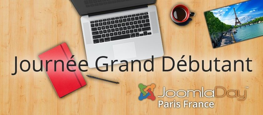 JoomlaDay Paris | Journée Grands débutants