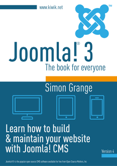 Joomla 3 The Book For Everyone