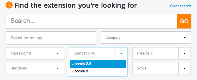 JED Joomla! Extension Directory