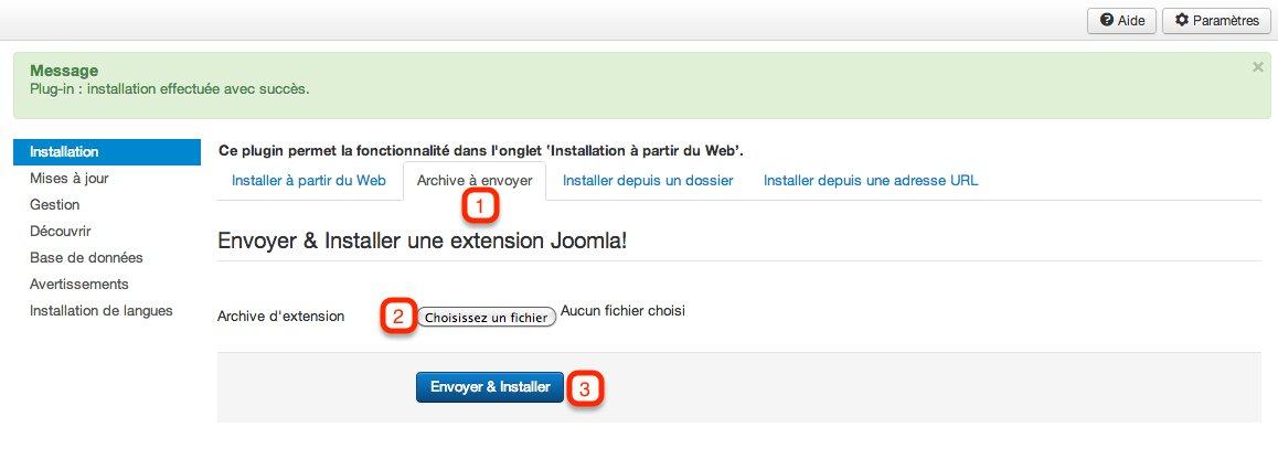 Comment créer un site de rencontre avec Joomla