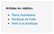 articles-en-relation