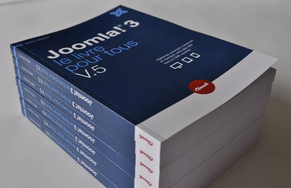 joomla 3 le livre pour tous dit en version papier les livres sont arriv s. Black Bedroom Furniture Sets. Home Design Ideas