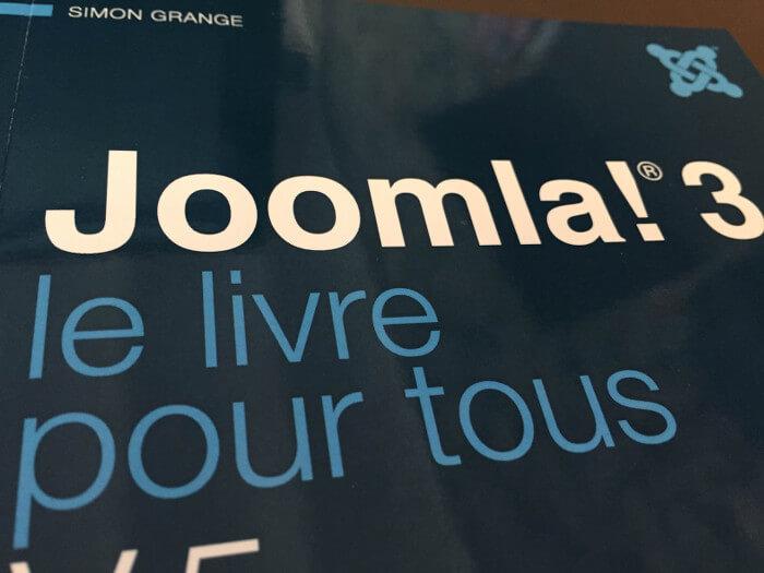 Joomla 3 Le livre pour tous en V6 en version papier