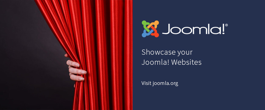 showcase your joomla websites